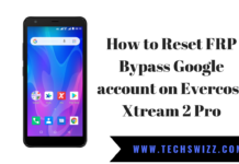How to Reset FRP Bypass Google account on Evercoss Xtream 2 Pro