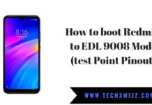 How to boot Redmi 7 to EDL 9008 Mode (Redmi 7 test Point Pinout)