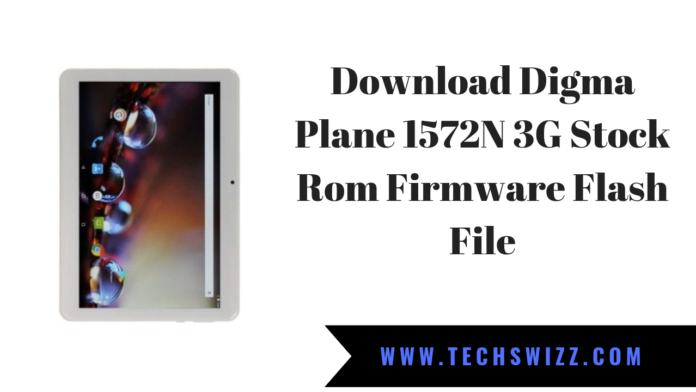 Download Digma Plane 1572N 3G Stock Rom Firmware Flash File