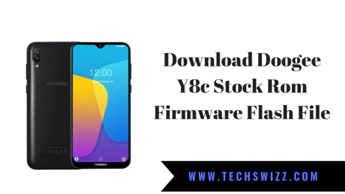 Download Doogee Y8c Stock Rom Firmware Flash File