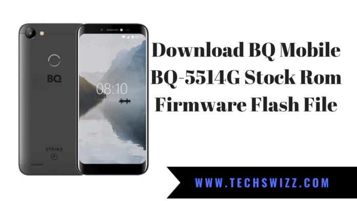 Download BQ Mobile BQ-5514G Stock Rom Firmware Flash File