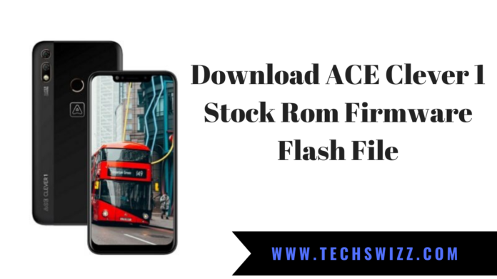 Download ACE Clever 1 Stock Rom Firmware Flash File