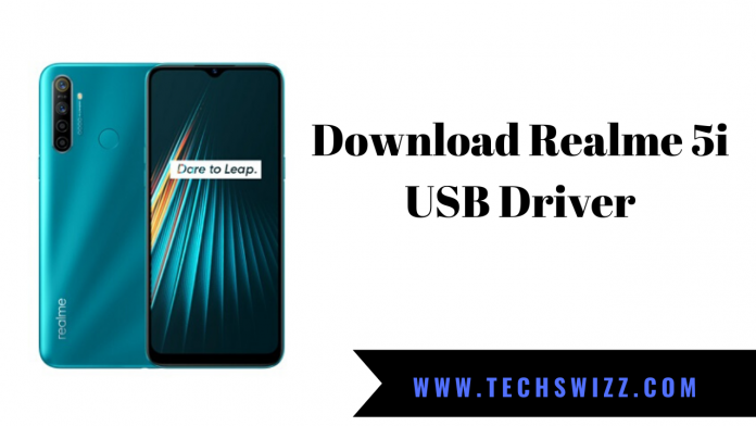 Download Realme 5i USB Driver