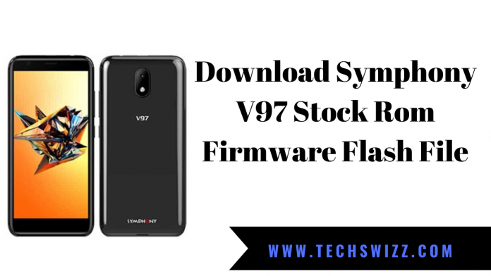 Download Symphony V97 Stock Rom Firmware Flash File