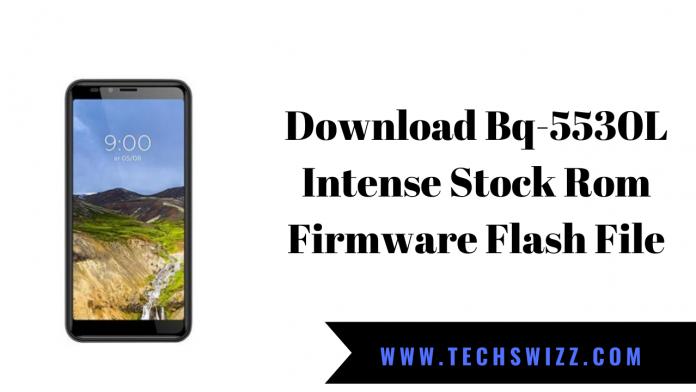 Download Bq-5530L Intense Stock Rom Firmware Flash File