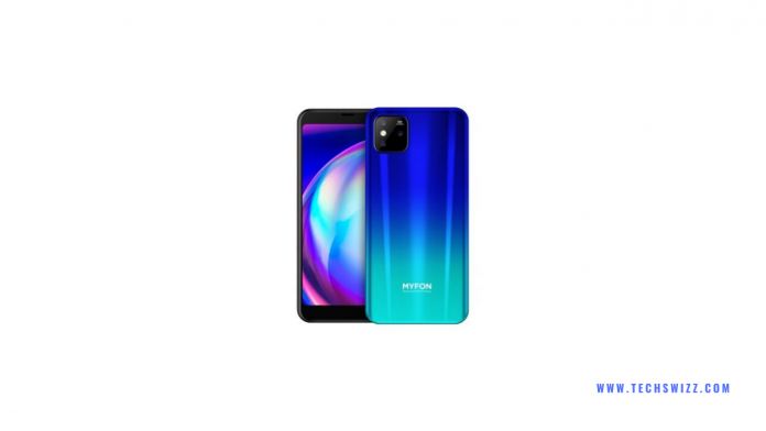 Download Myfon S9 Stock Rom Firmware Flash File