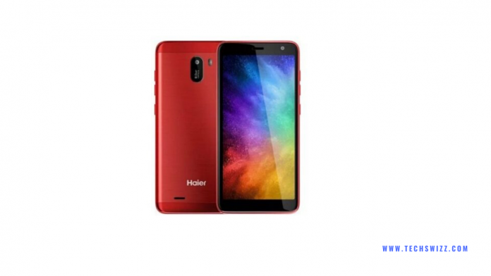 How To Root Haier Alpha A4 lite And Install TWRP Recovery