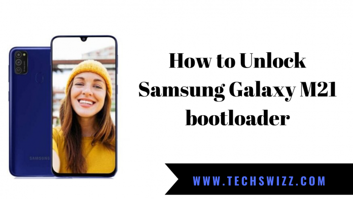 How to Unlock Samsung Galaxy M21 bootloader
