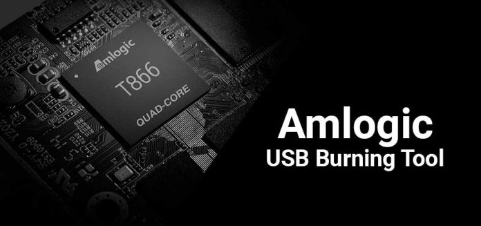 Download Amlogic USB Burning Tool