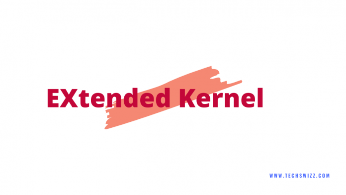EXtended Kernel For Redmi Note 5 Pro Whyred