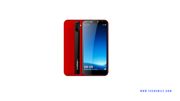 Download Maximus P3 Stock Rom Firmware Flash File