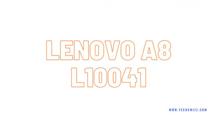 Download Lenovo A8 L10041 Stock Rom Firmware Flash File