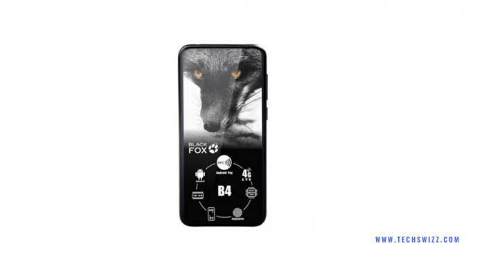 Download Black Fox B4 Mini NFC Stock Rom Firmware Flash File