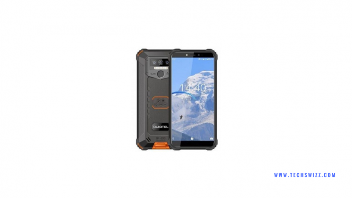 Downlopad Oukitel WP5 Pro Stock Rom Firmware Flash File