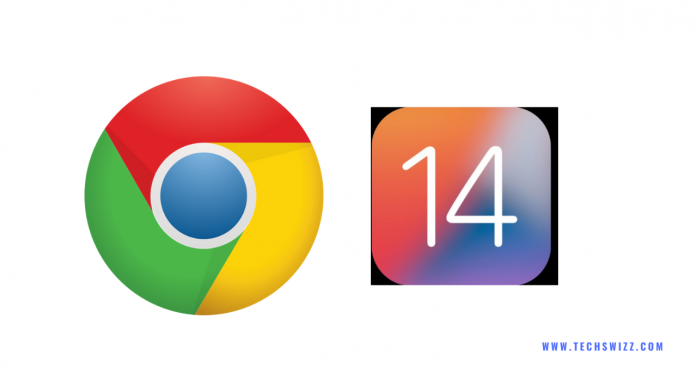 How to set Chrome as the default browser in iOS 14