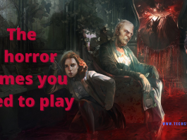 The 5 horror games you need to play
