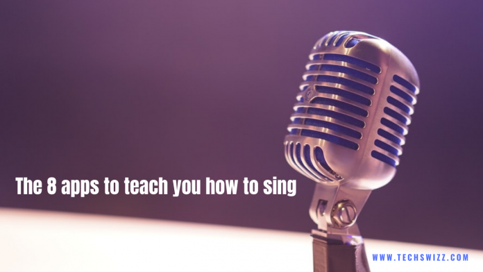 The 8 apps to teach you how to sing