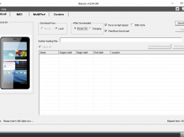 Download BeTools Flash Tool How to Use