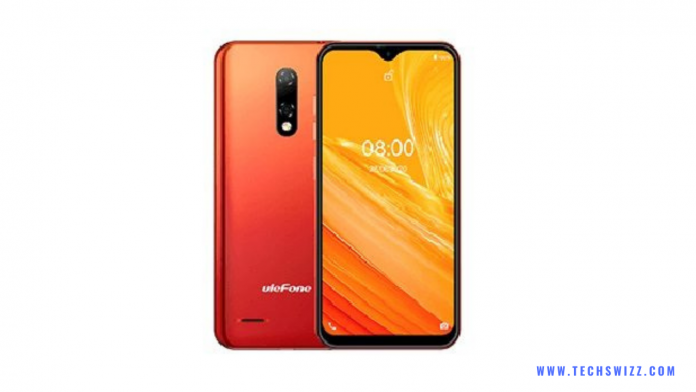 Download Ulefone Note 8 Stock Rom Firmware Flash File