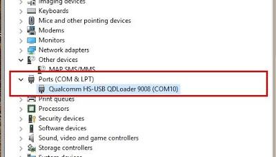 Qualcomm-HS-QDLoader-verification