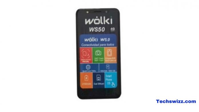Download Wolki WS50 Stock Rom Firmware Flash File