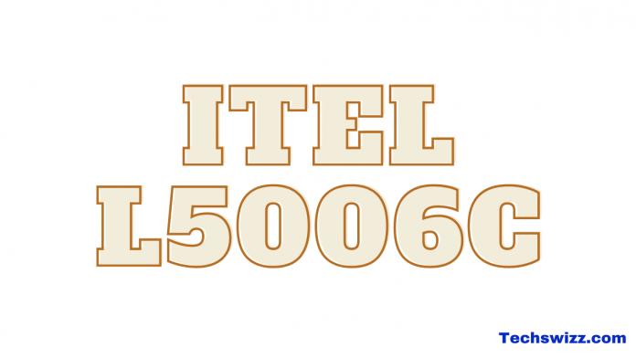Download Itel L5006C Stock Rom Firmware Flash File
