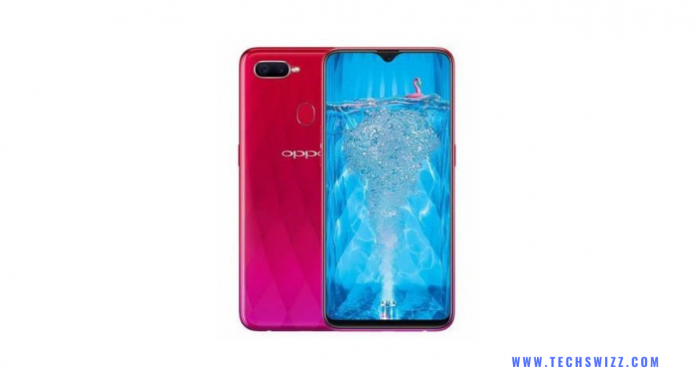Download Oppo F9 Pro CPH1823EX_11_F.17 Update