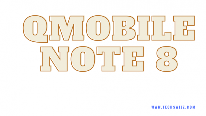 Download QMobile Note 8 Stock Rom Firmware Flash File