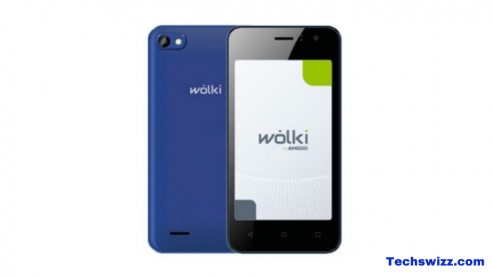 Download Wolki W4 Lite Stock Rom Firmware Flash File