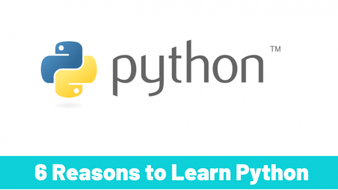 6 Reasons to Learn Python