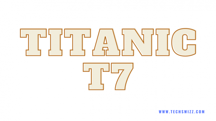 Download Titanic T7 Stock Rom Firmware Flash File