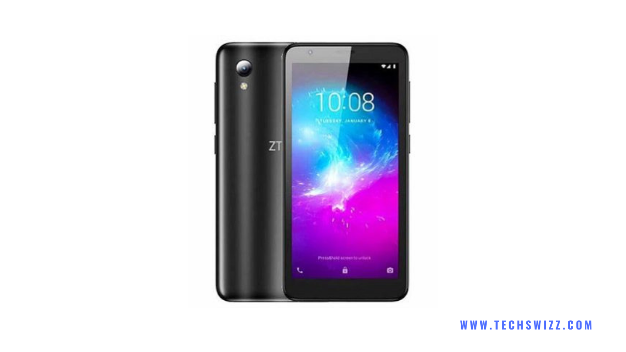 TWRP 3.2.1 Recovery for ZTE Blade L8