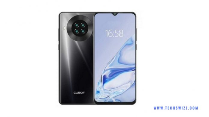 TWRP 3.4.0 Recovery for Cubot Note 20 Pro