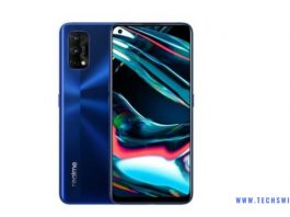 TWRP 3.4.0 Recovery for Realme 7