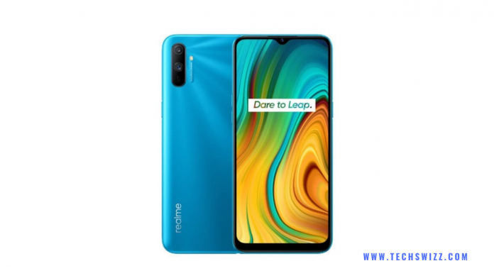 TWRP 3.5.0 Recovery for Realme C3