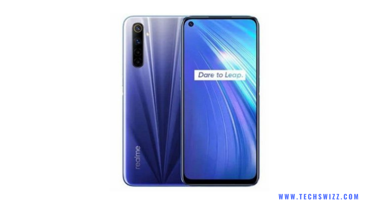 TWRP 3.5.0 Recovery for Realme X3