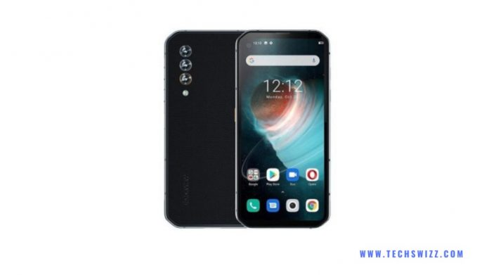 Download Blackview BL6000 Pro Stock Rom Firmware Flash File