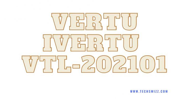Download VERTU iVERTU VTL-202101 Stock Rom Firmware Flash File