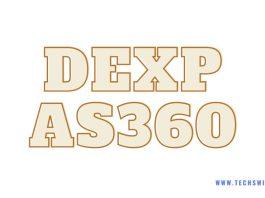 Download DEXP AS360 Stock Rom Firmware Flash File