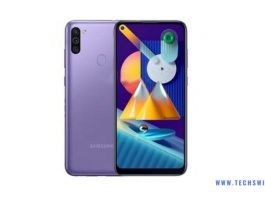 TWRP 3.5.1 Recovery For Samsung Galaxy M11