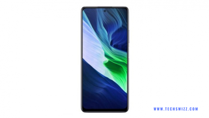 Download Infinix Note 10 Pro X695 Stock Rom Firmware Flash File