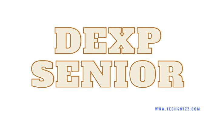 Download DEXP Senior Stock Rom Firmware Flash File